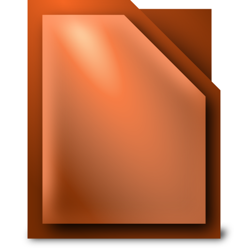 Apps libreoffice impress icon