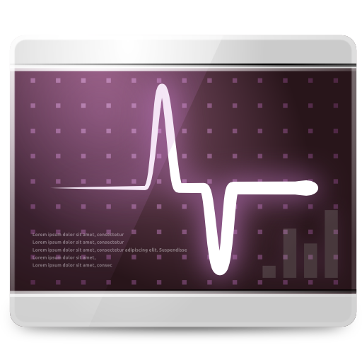 Apps scan monitor icon