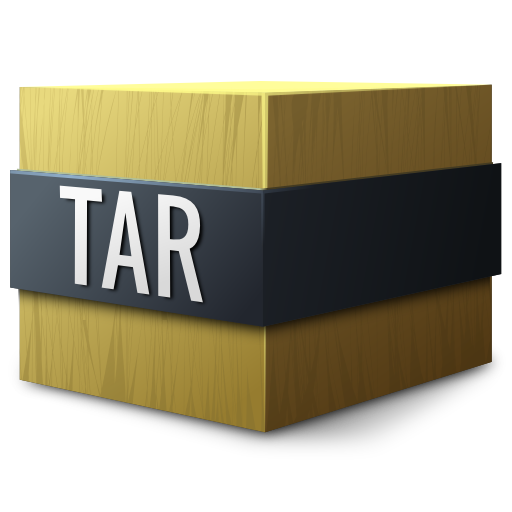 Mimetypes-tar icon