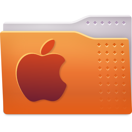 Places folder apple icon