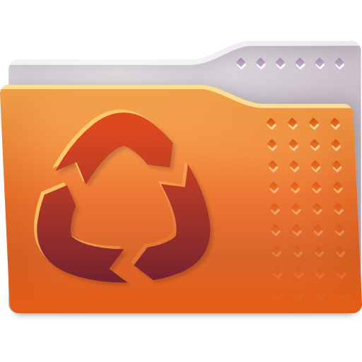 Places folder backup icon