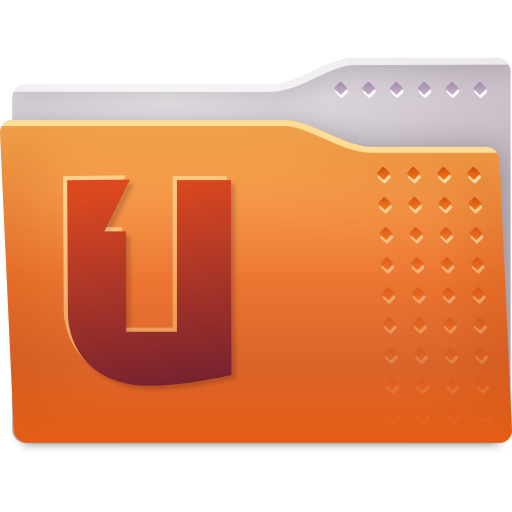 Places-folder-ubuntuone icon