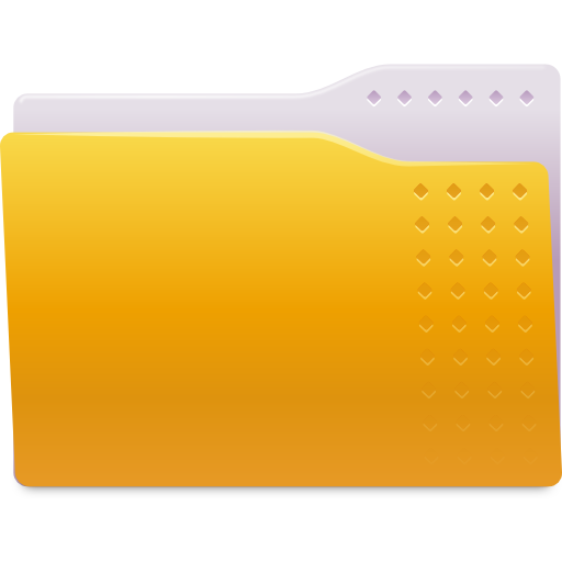 Places-folder-yellow icon