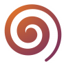 Actions-draw-spiral icon