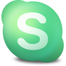 Actions-skype-connecting icon