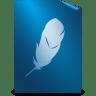 Mimetypes-image-x-psd icon