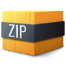 Mimetypes-zip icon