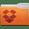 Places-folder-dropbox icon