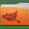 Places-folder-gimp icon
