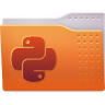 Places-folder-python icon