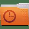 Places-folder-recent icon