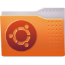 Places-folder-ubuntu icon
