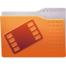 Places-folder-video icon
