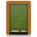 Chalkboard icon