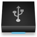 Lacie Hard drive icon