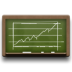 Chalkboard-Diagram icon