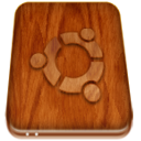 Ubuntu hard drive icon