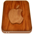 Apple-hard-drive icon