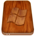 Windows-hard-drive icon