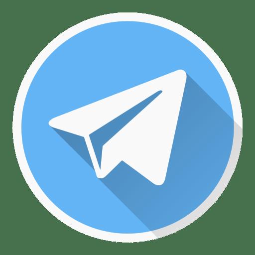 ارتباط در با ما در تلگرام