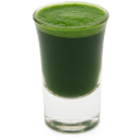 Wheatgrass-juice-shot icon