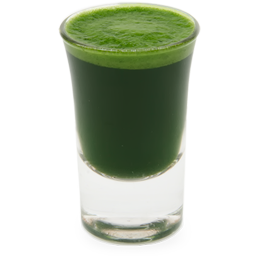 wheatgrass juice shot icon