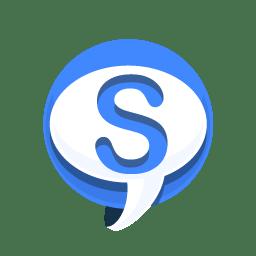 Chat Skype icon