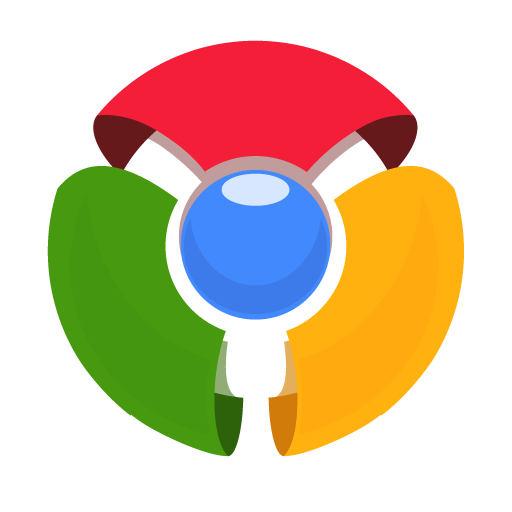 chrome-icon-png-black