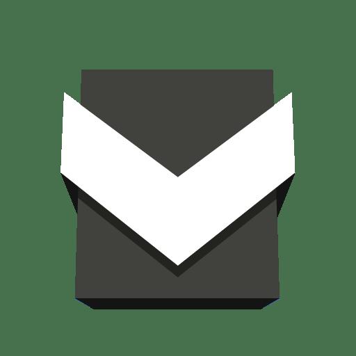 Trash Block Empty icon