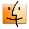 15-Orange-Finder icon