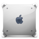 Powermac-g4-graphite icon