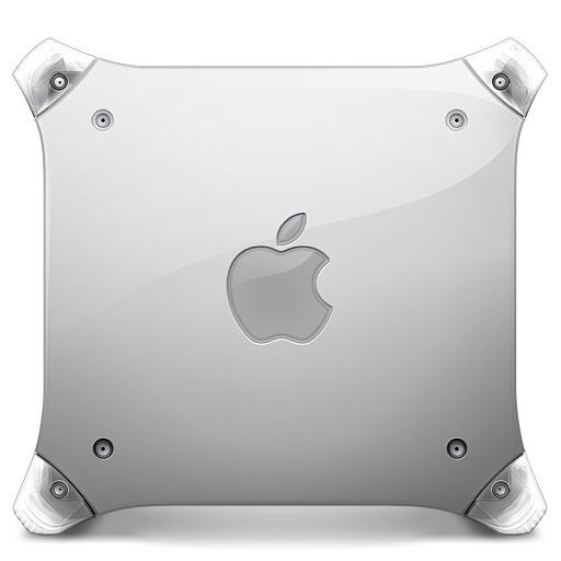 Powermac g4 quicksilver icon