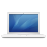 Macbook-white icon
