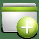 Add Folder icon