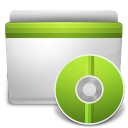 CD Folder icon