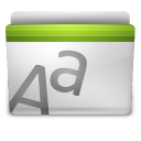 Font Folder icon