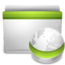 Web Folder icon