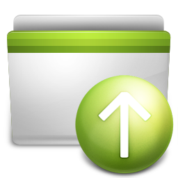Upload Folder icon