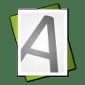 Font-File-Alt icon