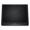 Black Computer icon