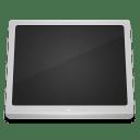 White-Computer icon