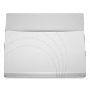 White Folder icon