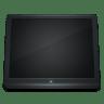 Black-Computer icon