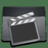 Black-Folder-Videos icon