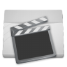 White-Folder-Videos icon