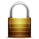 Alarm Padlock icon