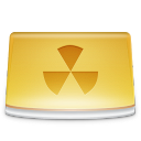 Folders Burn Folder icon