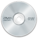 Media DVD RW icon