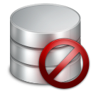 Misc Delete Database icon