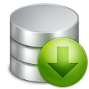 Misc Download Database icon